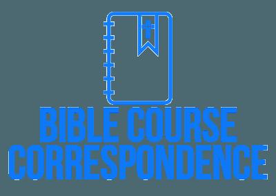 Bible Course Correspondence